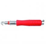 Armatuuri sidumiskonks Twister 1,5x kiirusega (töötab tõmmates)