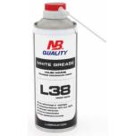 White Grease 400ml L38 - liitium kompleks määrdeaine