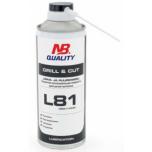 Drill & Cut 400ml L81 400ml - jahutus- ja keermestusõli