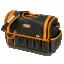 Tööriistakott lisakattega ja eemaldatava sisepaneeliga 470x230x355mm, tühi